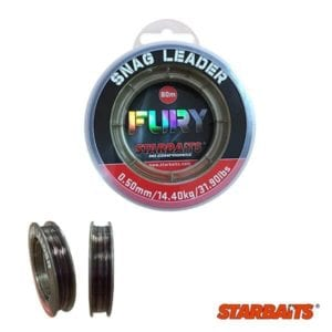 Fury snag leader Starbaits 300x300 - Puentes de Línea Fury 0,50 mm Starbaits