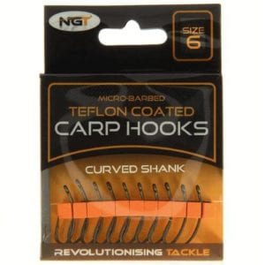 anzuelos ngt curved shank 6 300x300 - Anzuelos NGT Curve Shank 6