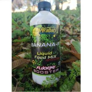 remojo booster fluorien banana fresa peralbaits 300x300 - Cebos para Carpas