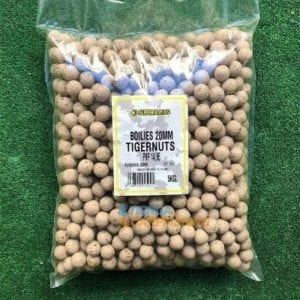 boilies superbaits 5kg tigernuts 300x300 - Boilies para carpfishing