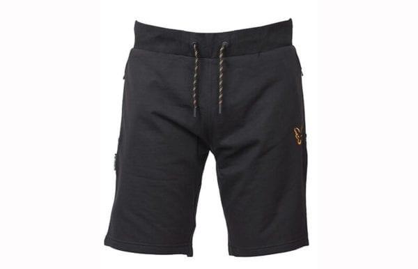 pantalones cortos fox negros