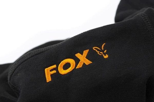 sudadera fox negra 2