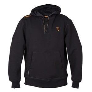 sudadera fox negra 4 300x300 - Sudadera Fox negra con capucha