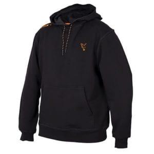 sudadera fox negra 5 300x300 - Sudadera Fox negra con capucha