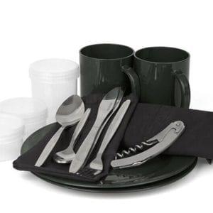 Set utensilios de cocina Fox 1 300x300 - Macutos, bolsos y mochilas de carpfishing