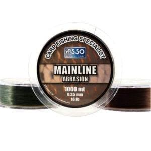 hilo asso mainline pro 1000 m 300x300 - Sedal, hilos, líneas y trenzados para carpfishing