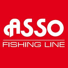 logo asso lineas carpfishing - Hilo Asso Mainline Pro Verde 1000 m / 0,35 mm
