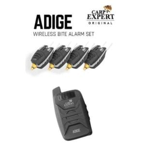 maletin alarmas adige 300x300 - Maletín de Alarmas 3+1 Adige Carp Expert