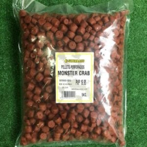 pellets perforados superbaits monster crab 300x300 - Mix Pellets Monster Crab 5 kg Superbaits