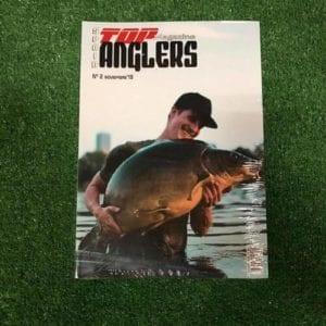 revista Top Anglers noviembre 2019