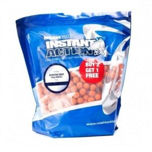 boilies monster crab nash 300x300 - Oferta: 2 Bolsas de Boilies Monster Crab 20mm Nash + 1 de regalo