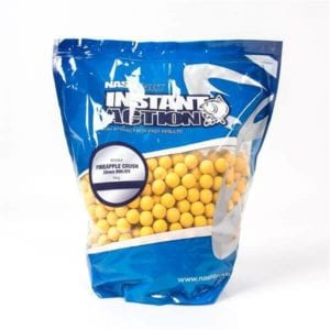 boilies pineapple nash 300x300 - Boilies para carpfishing