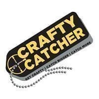 logo crafty catcher carpfishing -