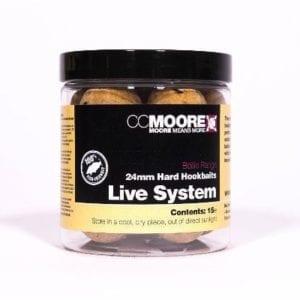Live System Hard Hookbaits 24mm ccmoore 300x300 - Hook Baits para carpfishing
