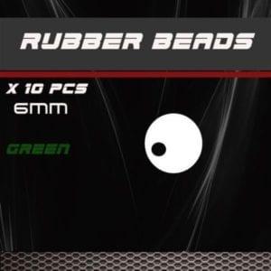 bolas de siliconatrybion 300x300 - Perlas de silicona verde 6 mm Trybion