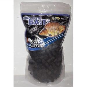 pellets halibut negro 15mm coppens 300x300 - Pellets para carpfishing