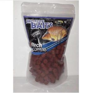 pellets halibut rojo 15 mm coppens 300x300 - Pellets para carpfishing