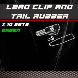 set clip plomo con pasador verde trybion 300x300 - Set clip plomo con pasador verde Trybion