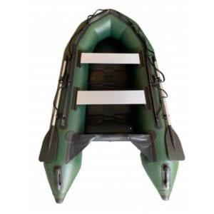 barca hinchables ozeam verde 300