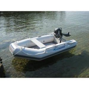 barca neumatica viamare 250 blanca