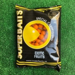 boilies exotic fruits superbaits 300x300 - Boilies para carpfishing