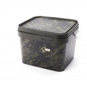 cubo 5 litros nash carpfishing 300x300 - Material de cebado para carpfishing