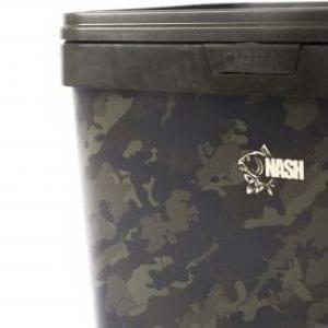 cubo nash carpfishing 2 300x300 - Cubo 5 litros camuflaje Nash