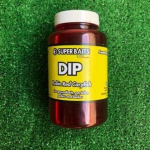 dip robin red superbaits 300x300 - Remojos para carpfishing