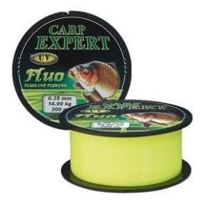 hilo carp expert amarillo 300x300 - Sedal, hilos, líneas y trenzados para carpfishing