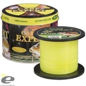 hilo carp expert amarillo metal 300x300 - Sedal, hilos, líneas y trenzados para carpfishing