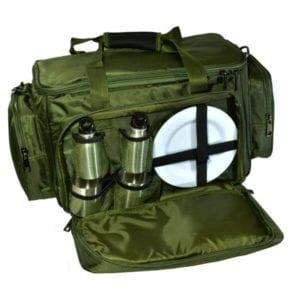 macuto nevera con set de camping carp expert 5 300x300 - Macutos, bolsos y mochilas de carpfishing
