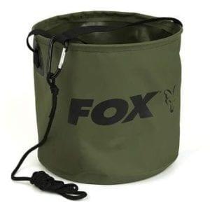 cubo extendible fox 3 300x300 - Material de cebado para carpfishing