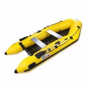 barca amarilla 330 aquaparx 2