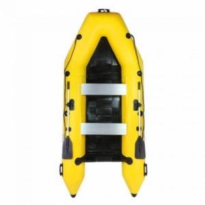 barca amarilla 330 aquaparx